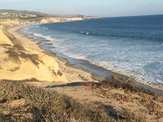 The Resort at Pelican Hill: Coast Line just below the Resort