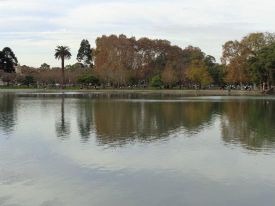 Lago de Regatas