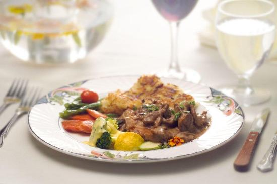 Adolph's Restaurant: House Specialty Veal Adolph's