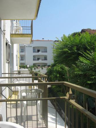 Hotel Doria: panorama dalla camera