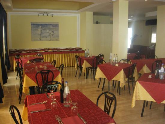 Hotel Doria: sala da pranzo