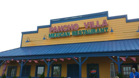 Pancho Villa Mexican Restaurant Fredericksburg 10500 Spotsylvania Ave Reviews Phone Number Photos Tripadvisor