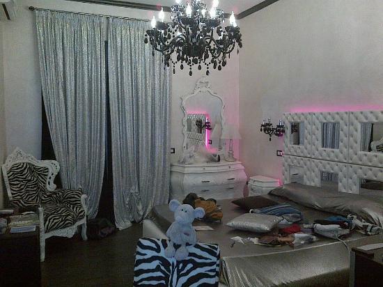Luxury Nomentano : Room