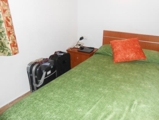 Hostal Ramos : En la habitación.