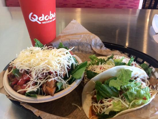 Qdoba Mexican Grill Cheyenne Updated 2019 Restaurant