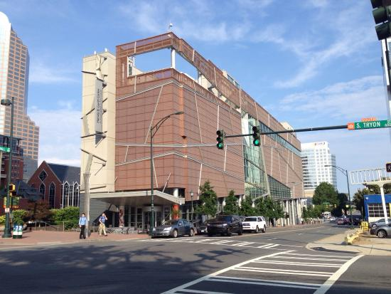 The Harvey B. Gantt Center for African-American Arts + Culture