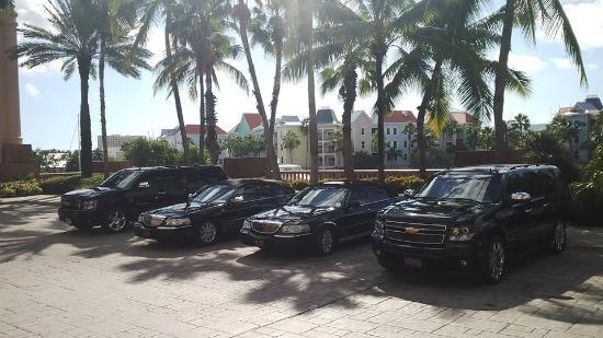 Atlantis Bahamas Car Service