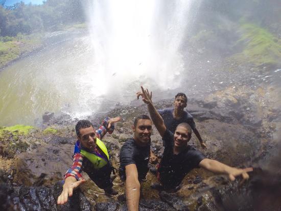 Cachoeira do Córrego Bom Jardim