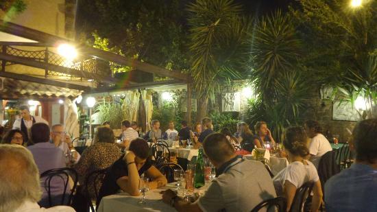 San Michele : Interno - esterno notte