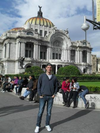 New York Hotel: Visita ao México