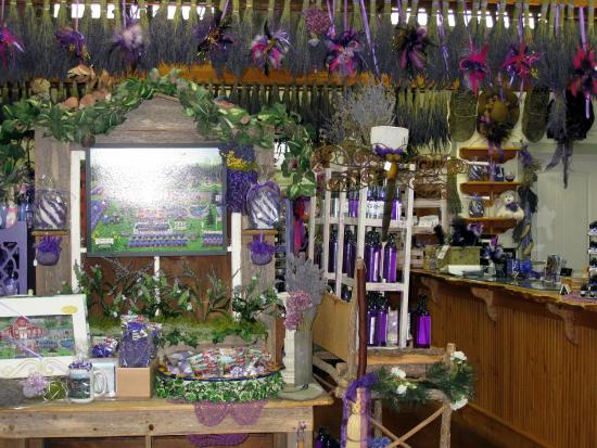 Sunshine Herb and Lavender Farm: So many products - Sunshine Lavender Farm