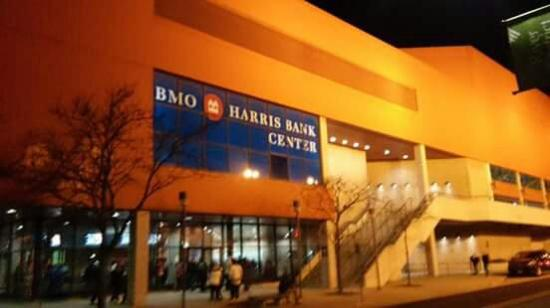 ‪BMO Harris Bank Center‬