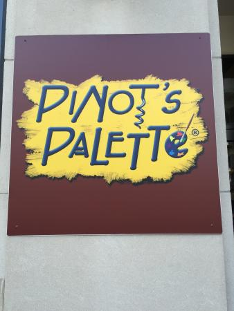 Pinot's Palette Red Bank
