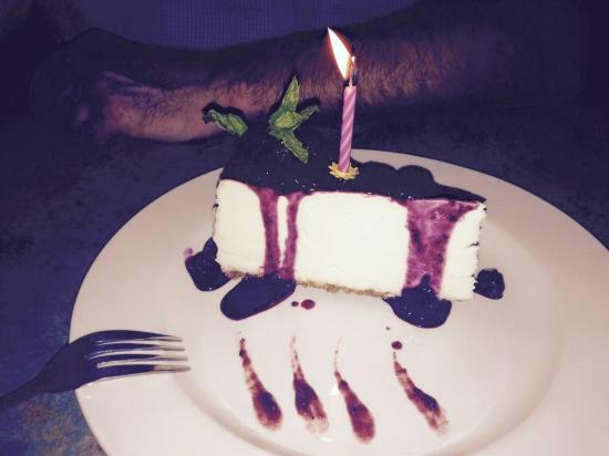 Fernie Cattle Company: The best cheesecake in the world!!!