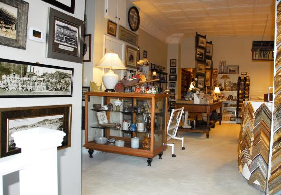 Finley's Antiques, Collectibles and Custom Framing