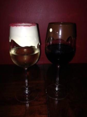 Белое вино секс