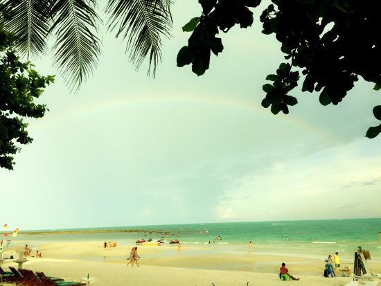 B2@Samui Beach Resort: อาดีๆวิวสวยค่ะ