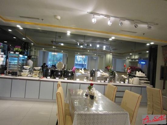 Jinjiang Inn Shenyang Wu'ai: フロント