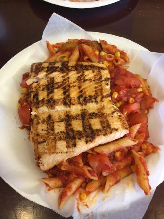 Fish grill los angeles 9618 w pico blvd restaurant for Fish grill pico