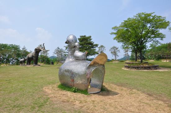 Yeoncheon-gun, Južná Kórea: Playground