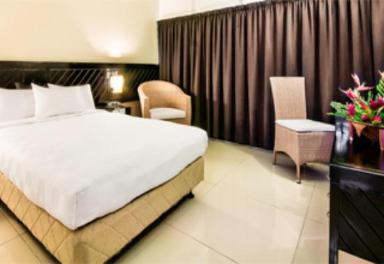 Tanoa Rakiraki Hotel: Executive Room