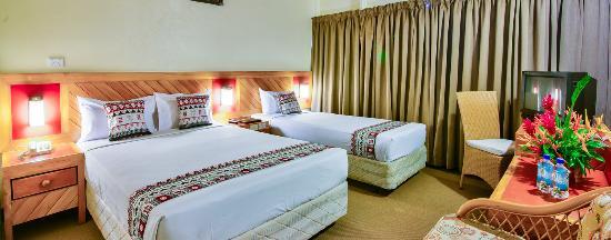 Tanoa Rakiraki Hotel: Deluxe Room