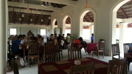 Mahout Lodge: Restaurant