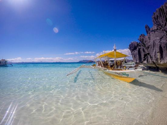 Banol Beach Coron Palawan Philippines
