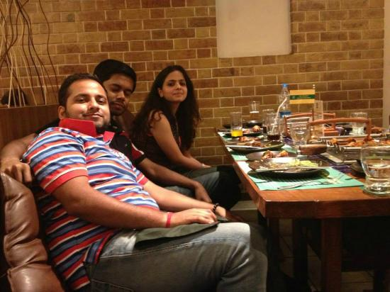 Barbeque Nation: @Barbecue Nation