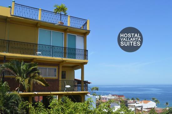 Hostal Vallarta Suites: Vista