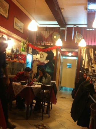 L 39 Ambiente Picture Of A 39 Cucina Ra Casa Mia Naples