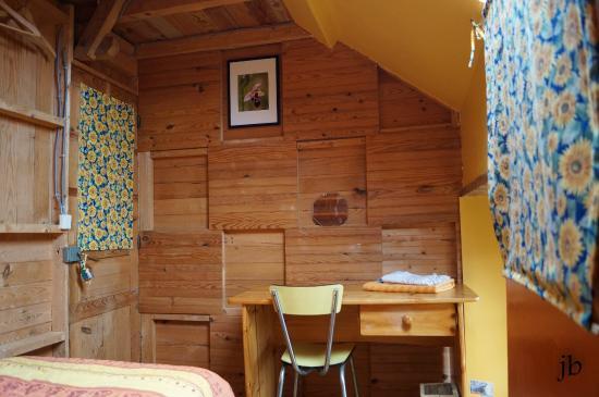 Biert, Frankrike: chambre été