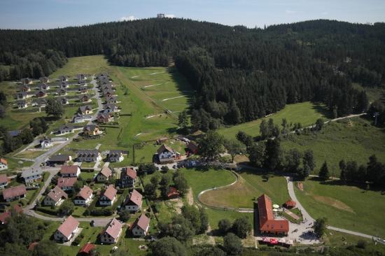 Липно-над-Влтавой, Чехия: Бобслейная трасса