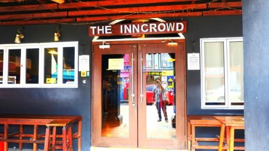 The InnCrowd Hostel: 2014 Entrance