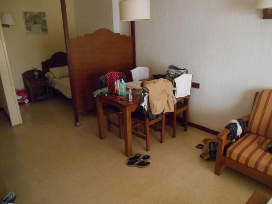 Bellevue Club One Bedroom Apartment