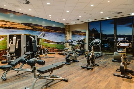 Arabella Hotel & Spa : Gymnasium