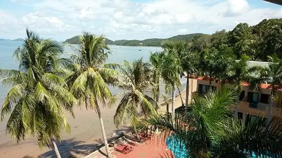 Hon Trem Resort & Spa : From Balcony