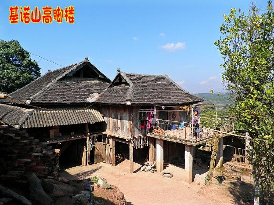 Jinuo Mountain : 景洪基诺山