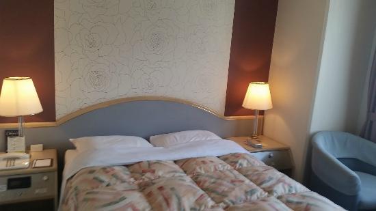 Nest hotel: 部屋
