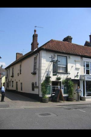 The Star Inn Ringwood: Quiet traditional pub with fantastic food