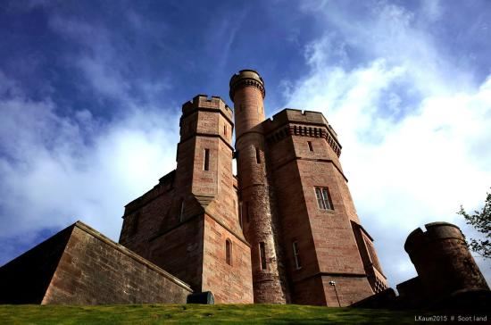 ‪Inverness Castle‬