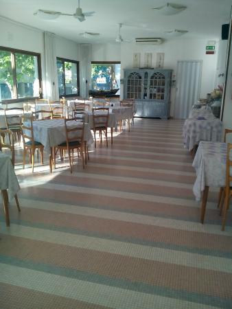 Hotel Antonia: Sala colazioni