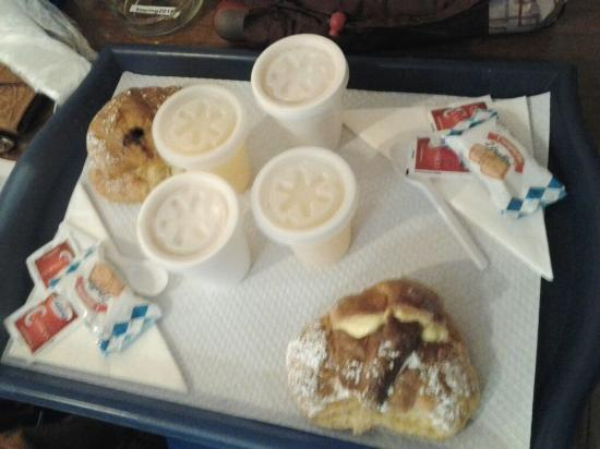 Hotel Touring: Завтрак