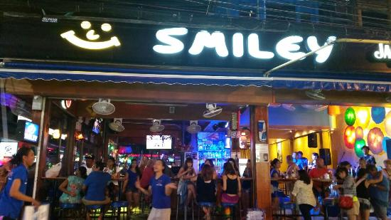 The Smiley Bar