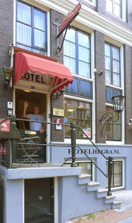 Hegra Hotel: front hotel