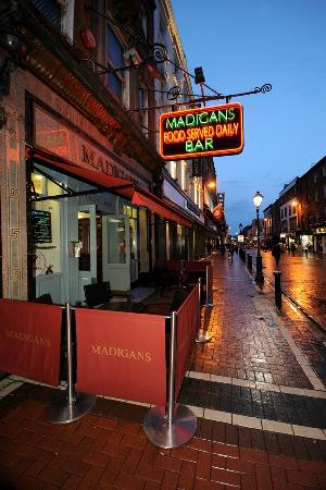 Madigan's Pub North Earl Street