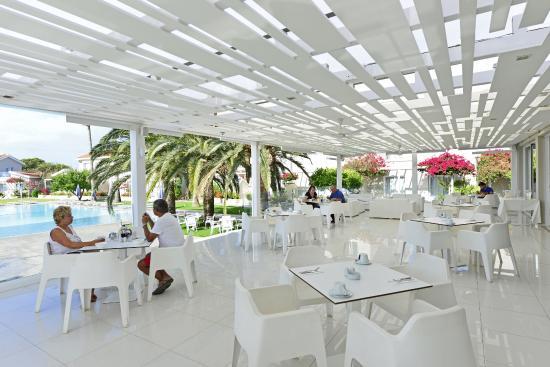 Mon Repos Design Hotel : Restaurant