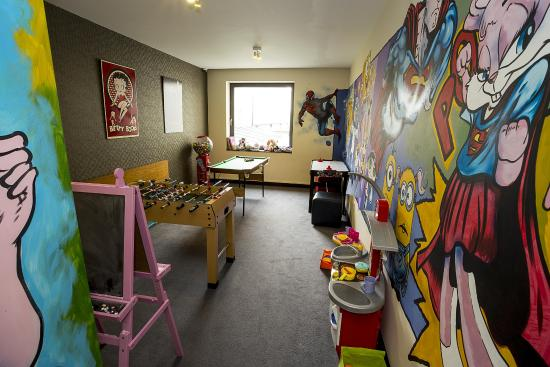Drogheda, Irlanda: Games Room @ the d hotel