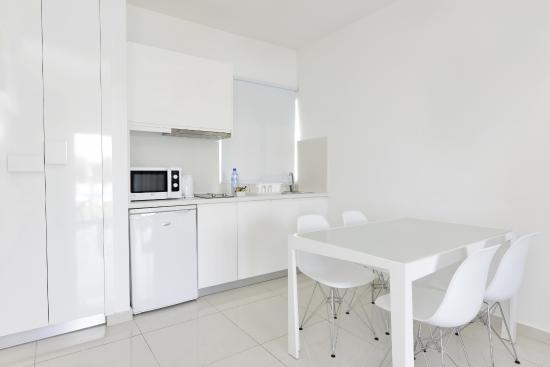Mon Repos Design Hotel : Kitchennette