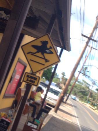 Surf N Sea: 日本語OK!店員さんも親切